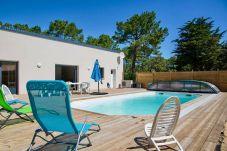 Maison à Saint-Jean-de-Monts - Une maison qui associe tous les...