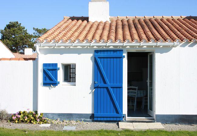 à Bretignolles-sur-Mer - Petite maison Brétignollaise pour des vacances reposantes au bord de mer