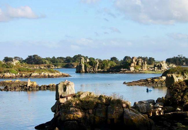 à Ile de Bréhat - Vacances paradisiaques au coeur de l'Ile de Bréhat