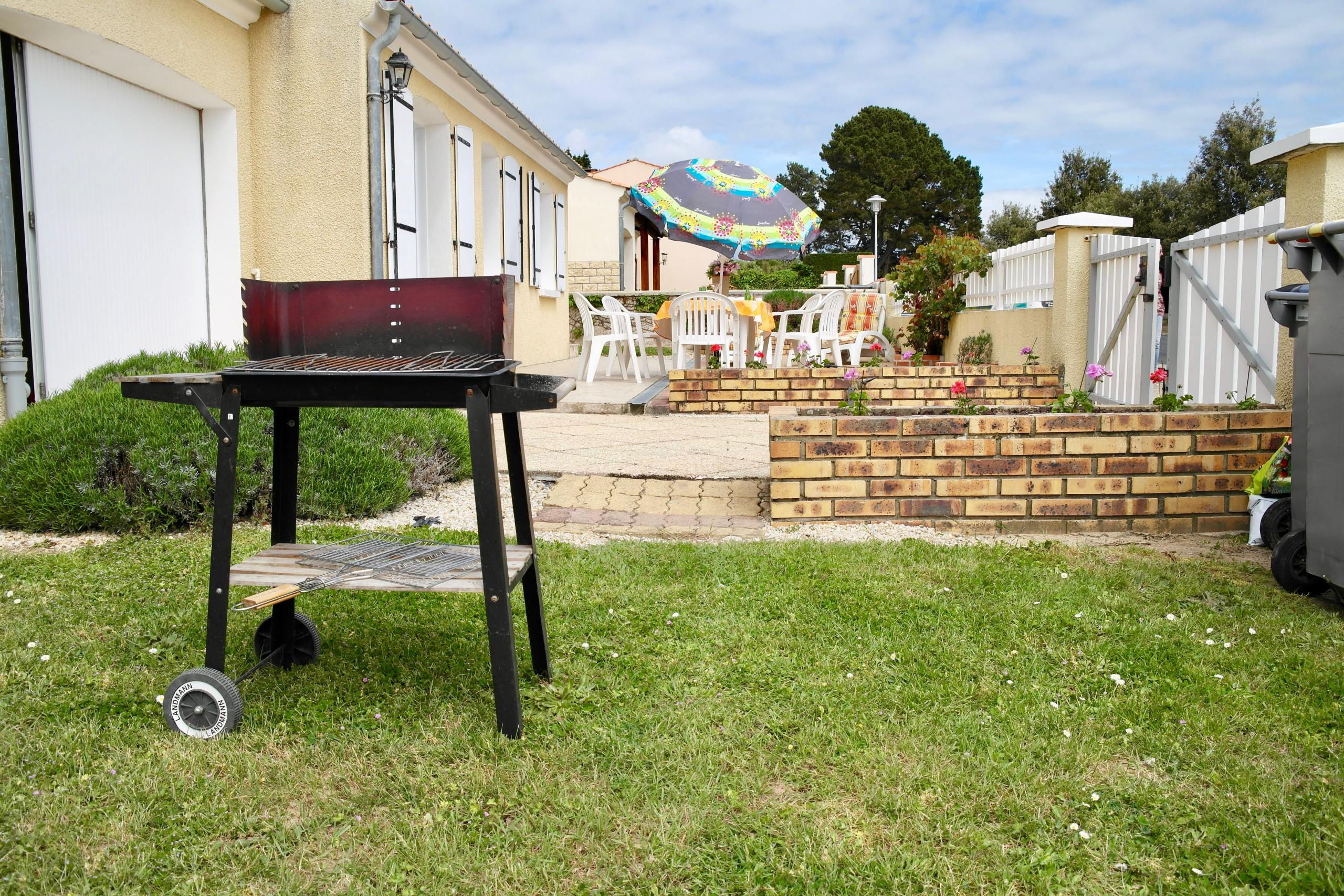 à Brem-sur-Mer - Maison idéale pour des vacances en famille revigorantes à Brem-sur-Mer